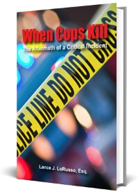 When Cops Kill by Lance Lorusso